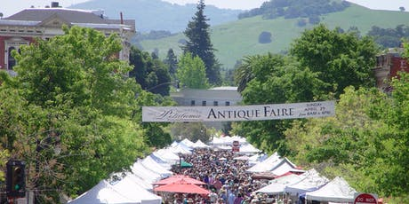 33rd Annual Petaluma Fall Antique Faire tickets
