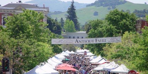 33rd Annual Petaluma Fall Antique Faire