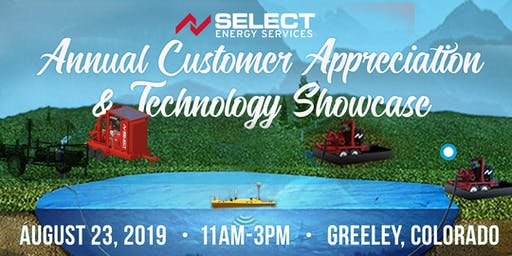 SES Greeley Customer Appreciation & Tech Showcase