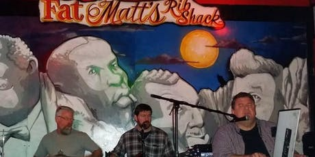 LIVE BLUES WITH THE CROSSTOWN ALLSTARS AT FAT MATT'S RIB SHACK tickets