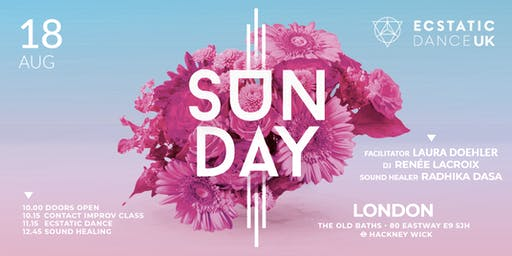 Ecstatic Dance UK - SUN•DAY