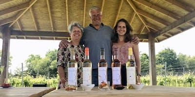 Rondleiding Wijngaard de Frysling