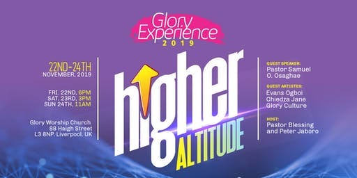 Glory Experience 2019