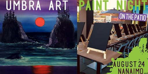 Umbra Art Paint Night