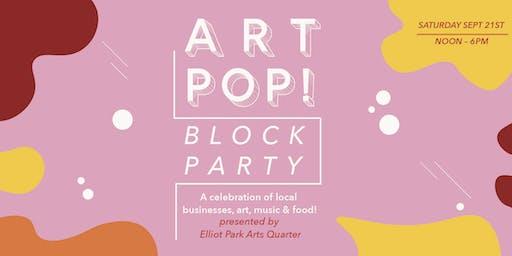 Art Pop! Block Party
