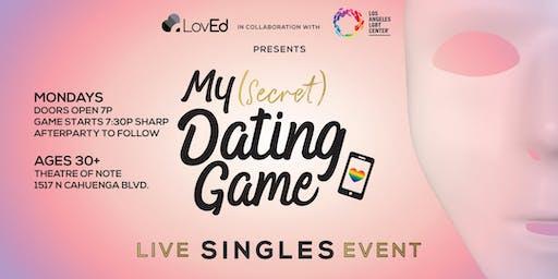 My (Secret) Dating Game LGBTQ+