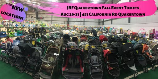 Tickets for JBF Quakertown HUGE Kids' Sale! - Fall 2019