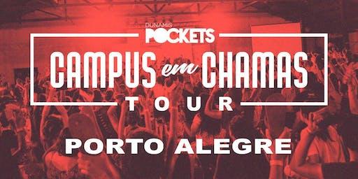 CAMPUS EM CHAMAS TOUR / PORTO ALEGRE - RS