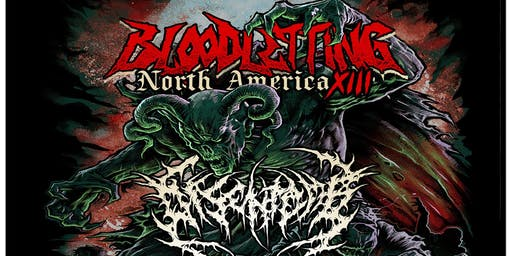Bloodletting North American Tour