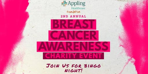 2019 Breast Cancer Bingo Event