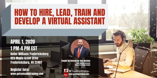How to Hire, Lead, Train and Develop a Virtual Assistant