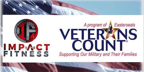 1000/500 LB Club Fundraiser for Veterans tickets