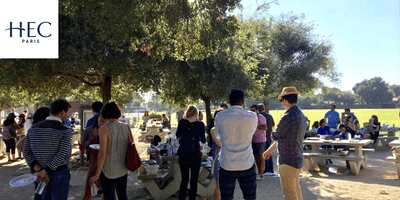 HEC West Coast Chapter Summer BBQ with HEC Alumni, Families and Friends
