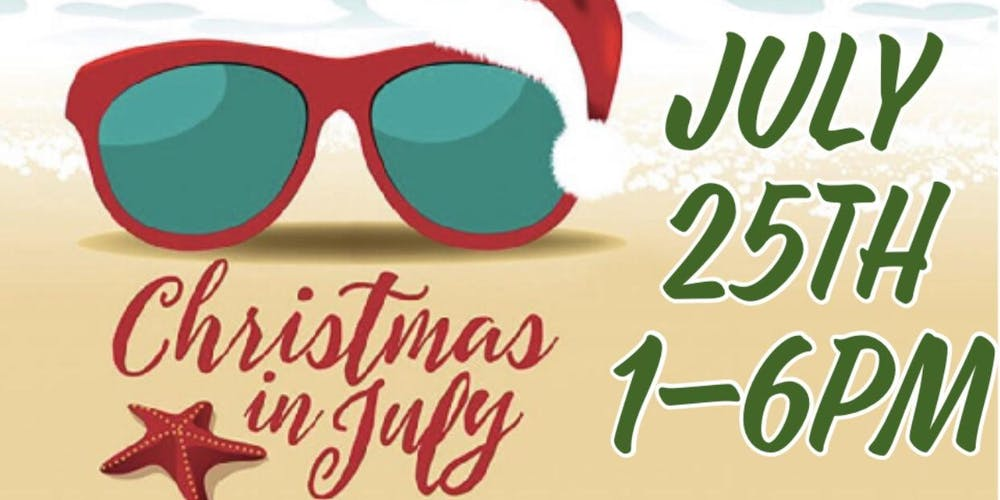 Christmas In July Free Image.Christmas In July Craft Vendor Show Tickets Sat Jul 25