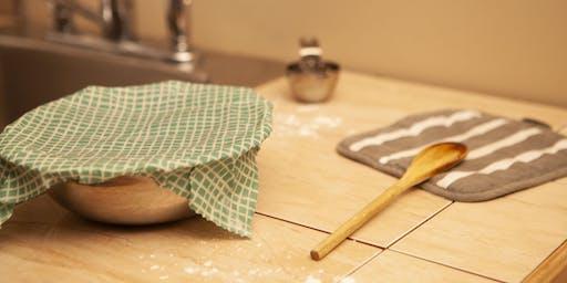 Les Ateliers écolos : Fabriquer de la pellicule alimentaire réutilisable