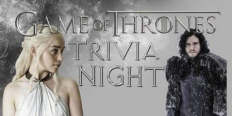 'Game of Thrones' Trivia at Rec Room tickets