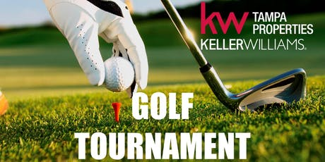 Charity Golf Tournament hosted by Keller Williams Tampa Properties tickets