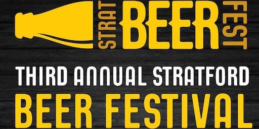 Third Annual Strat Beer Fest