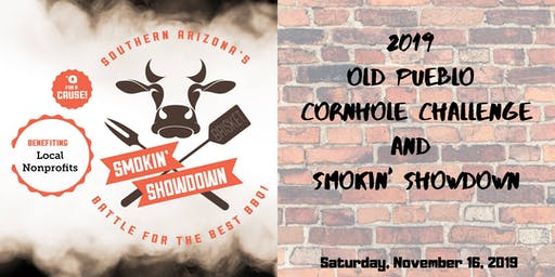 Old Pueblo Cornhole Challenge & Smokin' Showdown