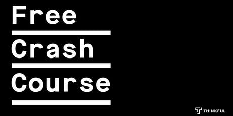 Free Crash Course | Natural Language Processing tickets