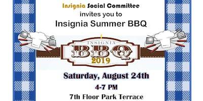 Insignia Summer BBQ 2019