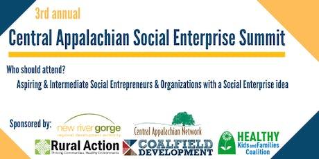 Central Appalachian Social Enterprise Summit 2019 tickets