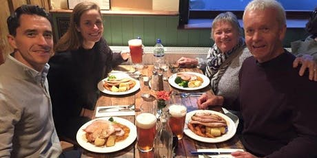 Canadian Thanksgiving in London tickets