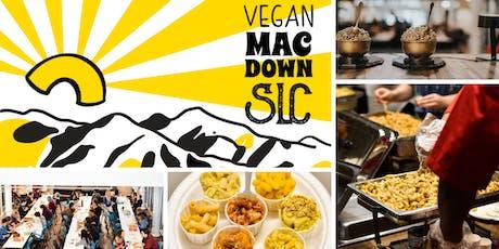2019 Vegan Mac Down SLC tickets