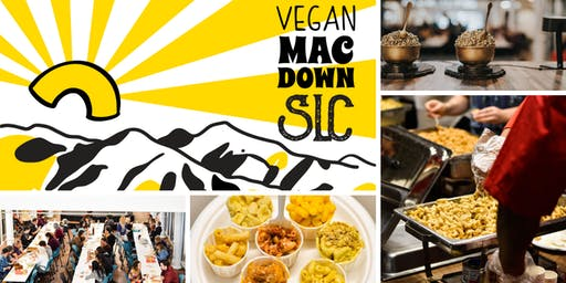 2019 Vegan Mac Down SLC