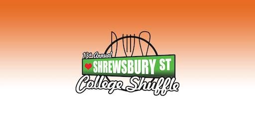 Shrewsbury Street College Shuffle 2019