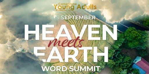 Heaven Meets Earth Word Summit