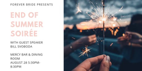 End Of Summer Soirée tickets