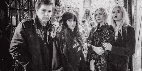 DEATH VALLEY GIRLS + CROCODILES + Kate Clover tickets