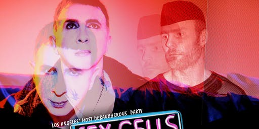 Marc Almond (Soft Cell) with Hercules & Love Affair, Plack Blague, Matt Pernicano, and Danny Lethal @ Thalia Hall