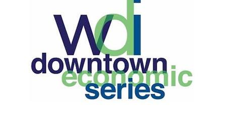 2019 Fall WDI Downtown Economic Series Reception tickets