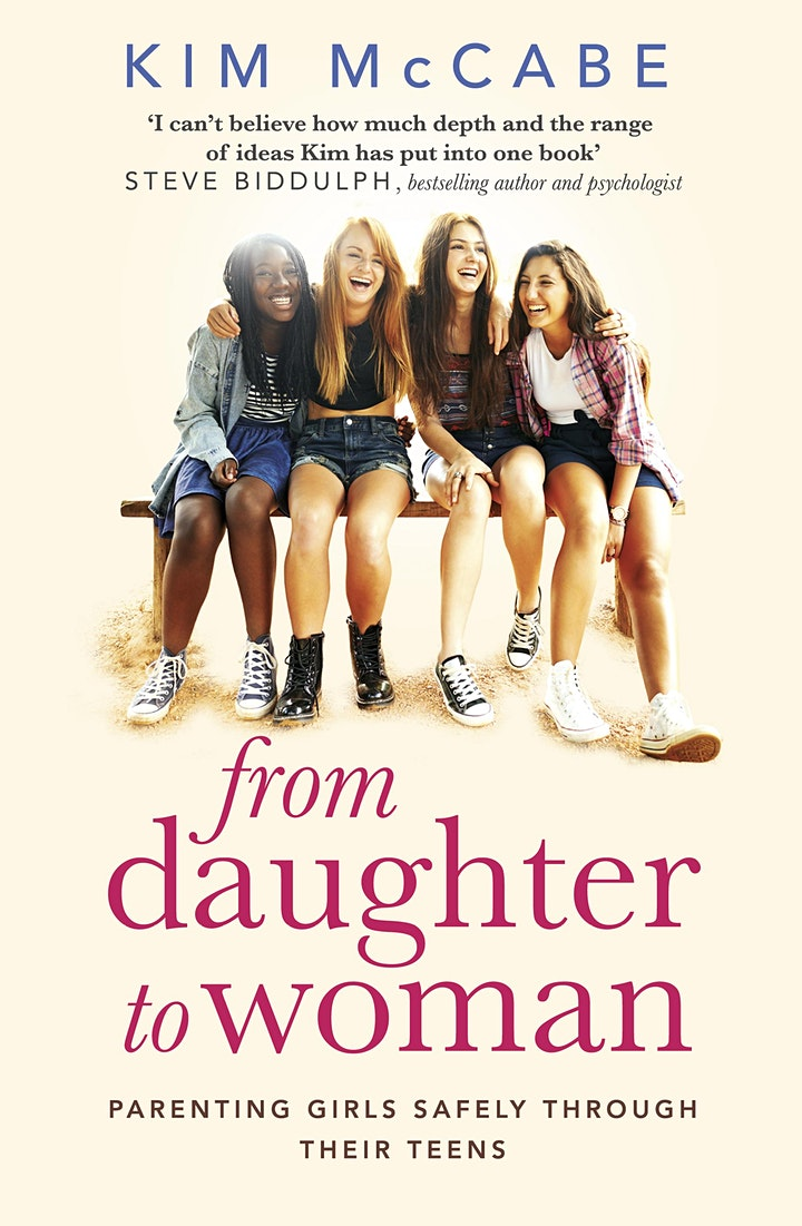 Parenting Girls safely through their Teens: For Pa image