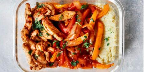 Freezer Meal Workshop - You Pick 4-6 meals tickets