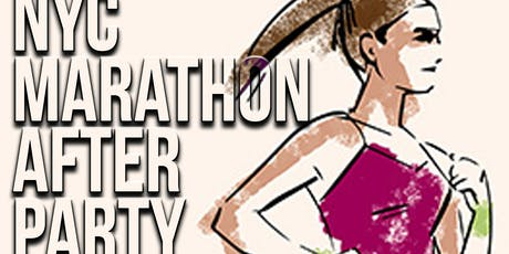 NYC Marathon After Party tickets