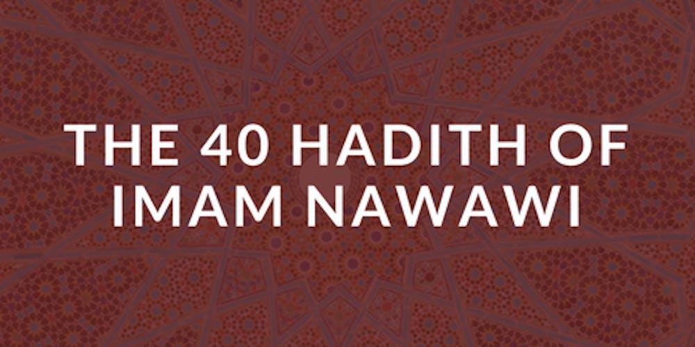 Panoramic Foundations: The 40 Hadith of An-Nawawi with Imam Suleiman Hani