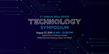 5th Annual CRE Technology Symposium tickets