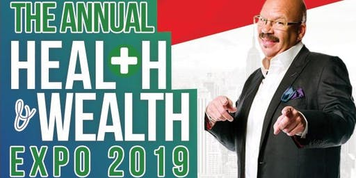 WUFO Radio Health & Wealth Expo Ft. Tom Joyner