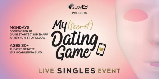 My (Secret) Dating Game