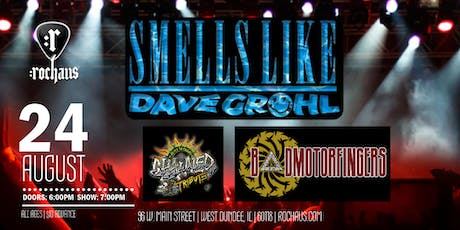 Smells Like Dave Grohl - Foo Fighters Tribute tickets