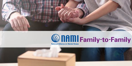 Free Course for Those Whose Family Members Have Mental Health Conditions tickets