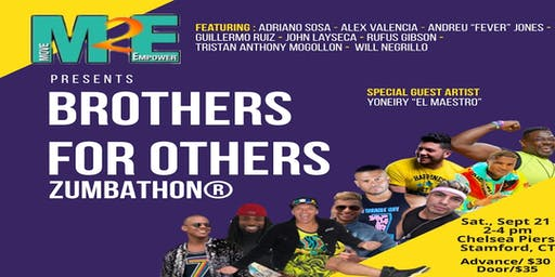 M2E presents BROTHERS FOR OTHERS