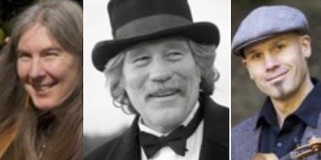 Turlough O'Carolan tribute with Shelley Phillips, Taelen Thomas, John Weed tickets