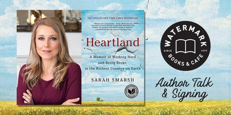 An Evening with New York Times-Bestselling Author Sarah Smarsh tickets