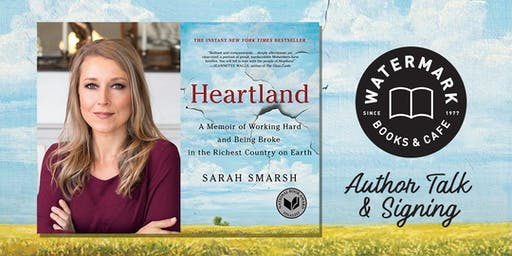 An Evening with New York Times-Bestselling Author Sarah Smarsh