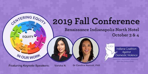 2019 Fall Conference ~ Centering Equity In Our Work