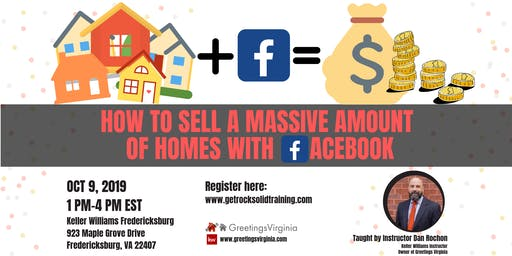 How to Sell a Massive Amount of Homes with Facebook